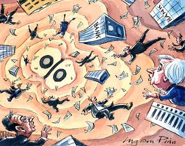 ΕΙΚΟΝΑ---Επιτόκια,-κρίση,-FED,-EKT,-κεντρικές-τράπεζες-Εξ.