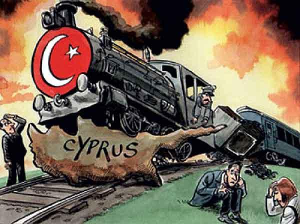 Η κυπριακή τραγωδία - Όταν χαθούν η Μακεδονία και η Κύπρος, θα χαθεί και η Ελλάδα.