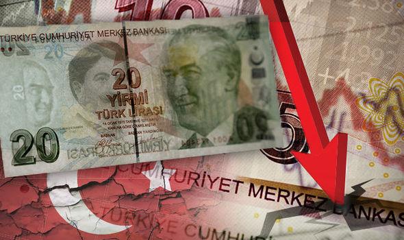 Πανικός στην Τουρκία