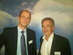 Jean-Christophe Bodhuin of PAC and Lawrence Calot of LeCXP