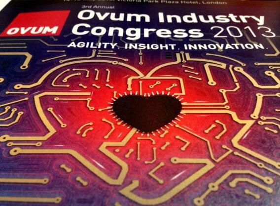 Ovum Industry Congress 2013 (IIAR blog)