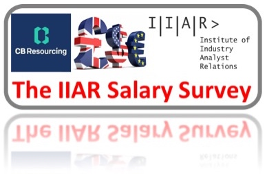 IIAR/CB Resourcing Salary Survey