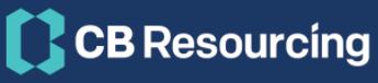 CB Resourcing logo- IIAR website