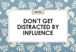 Jon Collins: don't get distracted by influence (IIAR website)