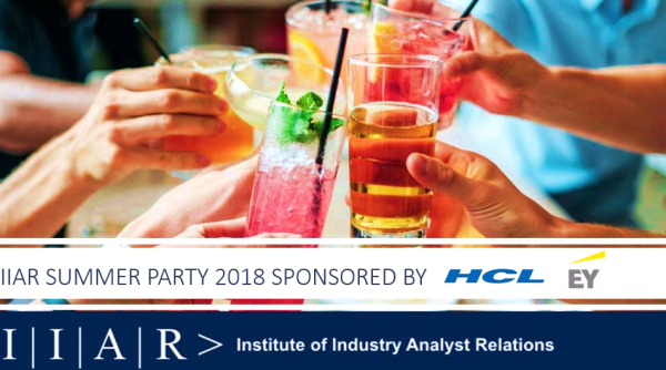 2018 IIAR London Summer Networking Event