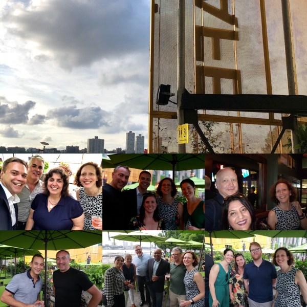 IIAR NYC party - 21st August 2018