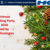 IIAR Xmas Party 2018 sponsored by HCL