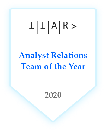 IIAR> AR Team of the Year 2020