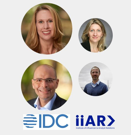 IIAR> Webinar on recent IDC/ Metri and Blackstone/ IDG acquisitions with IDC's President Crawford Del Prete and CRO, Meredith Whalen