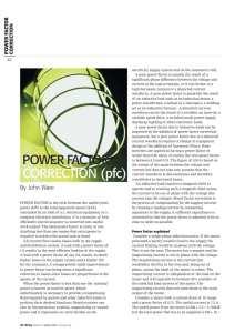 thumbnail of Power Factor Correction