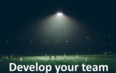 What great managers do to deepen their bench