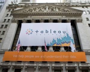 Tableau NYSE