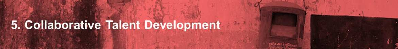 Collaborative talent development