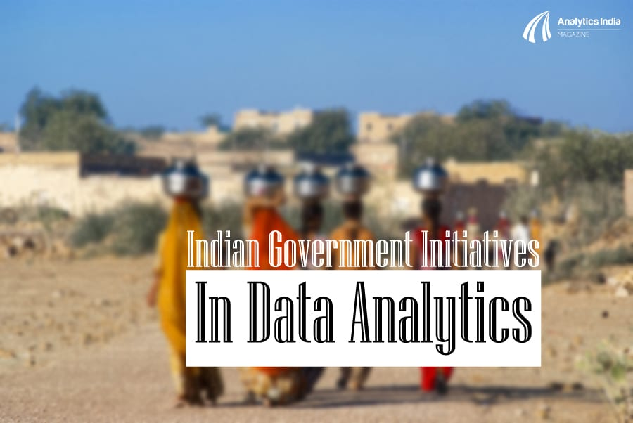 Taking the step forward: Government Initiatives in Analytics