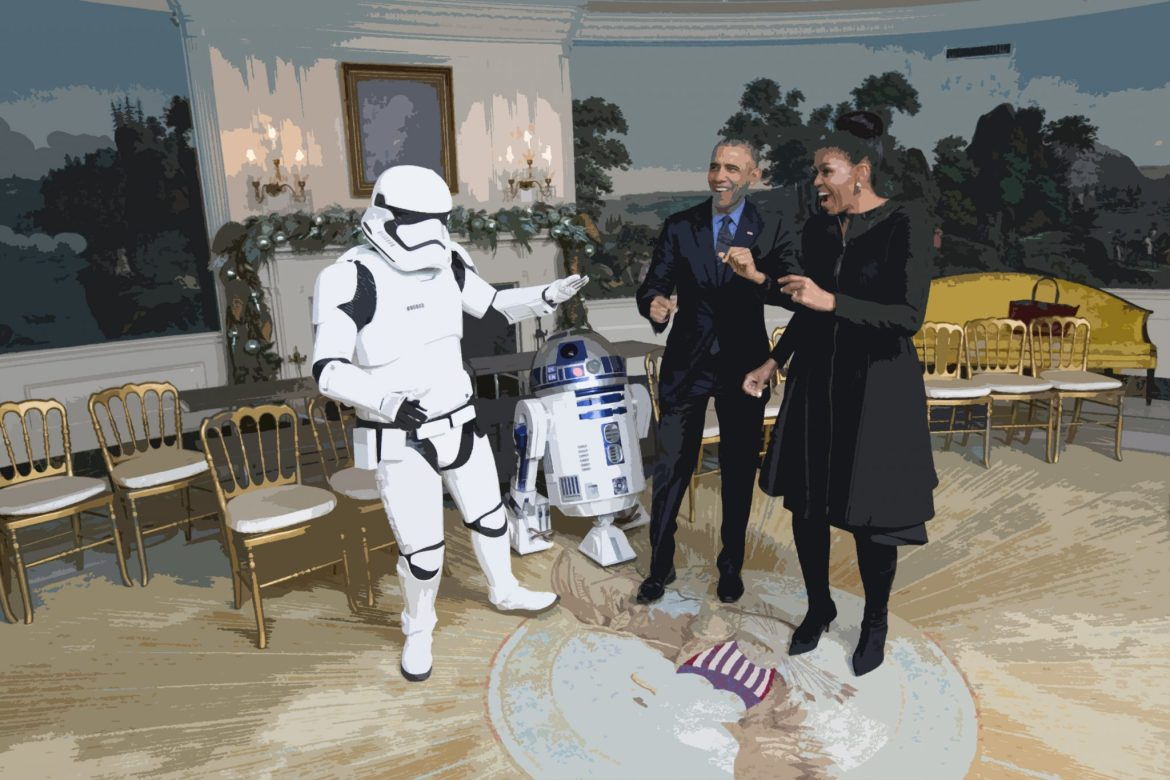 Official White House Photo by Lawrence Jackson