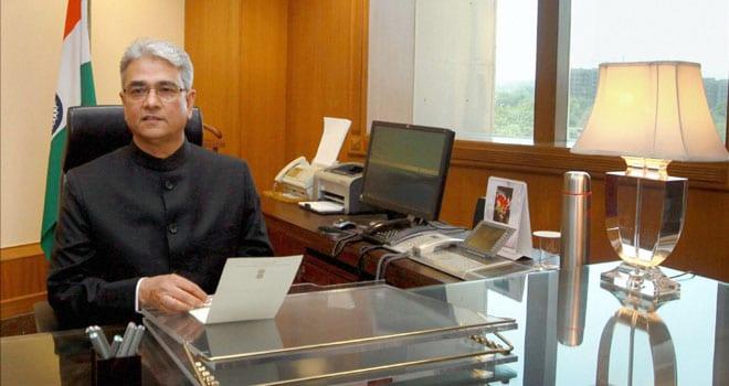 CAG India ShashiKant Sharma