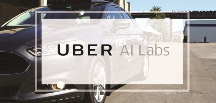 Uber treads the AI path, acquires artificial intelligence startup Geometric Intelligence