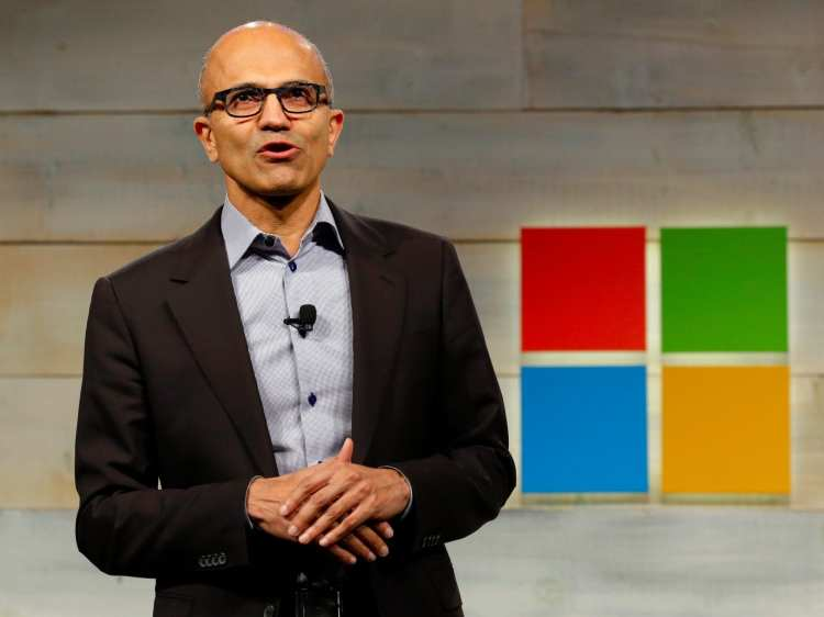 Microsoft CEO Satya Nadella rolls out 10 rules that will ...
