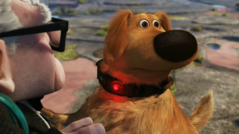 dug the talking dog