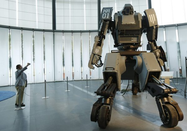 For US & China's Military The Future Is Robots, How Is ...
