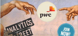 PWC is Sponsoring Boston's @AnalyticsWeek Data Analytics Conference