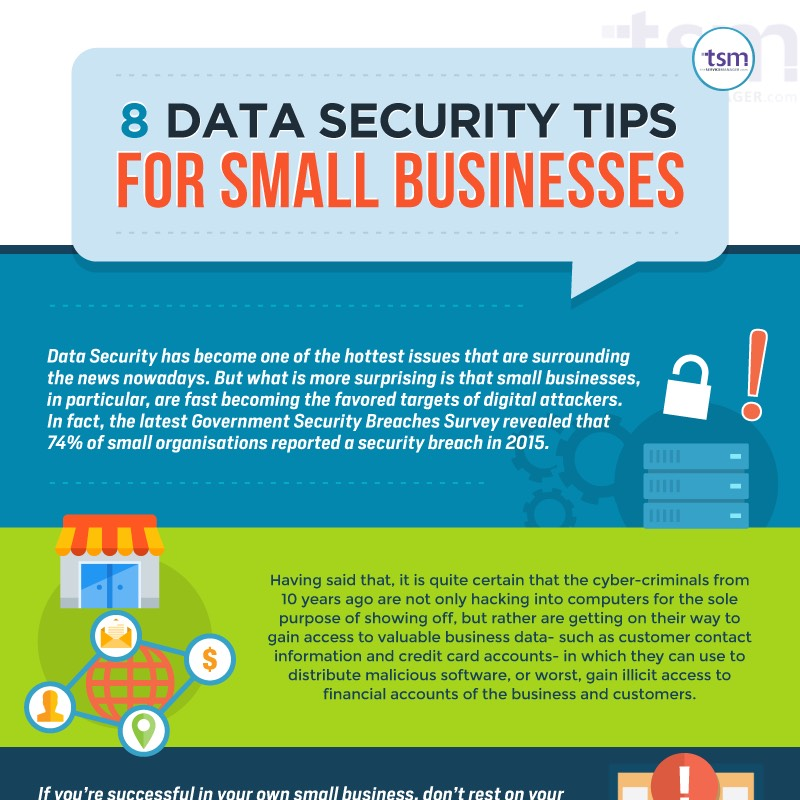 8 data security tips for small businesses analyticsweek reheart Image collections