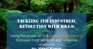 Tackling 4th Industrial Revolution with HR4.0
