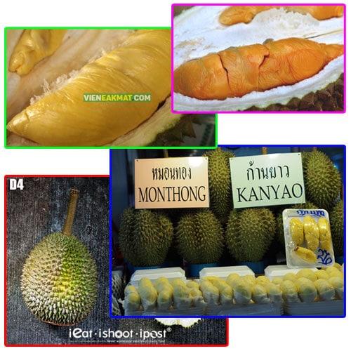 Durian Terbesar di Dunia