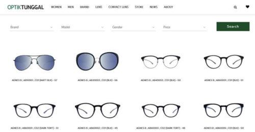 Pilihan Kacamata Berkualitas dan Pelayanan Terbaik di Optik Tunggal - Image Frame