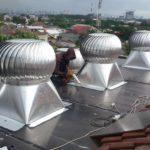 Jual Turbin Ventilator Atap Rumah Gudang