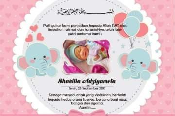 10 Ide Souvenir Kelahiran Bayi untuk Anak Pertama