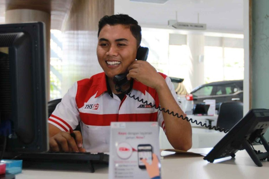 Booking Service Toyota