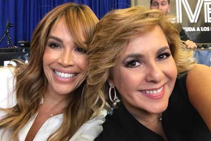 Un gusto enorme coincidir con mi amiga y ex compañera Karlita Martínez