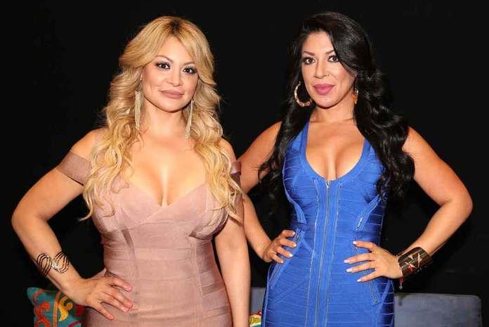 Marisol Terrazas (izq) denunció que ha sido acosada sexualmente por un ejecutivo del medio artístico