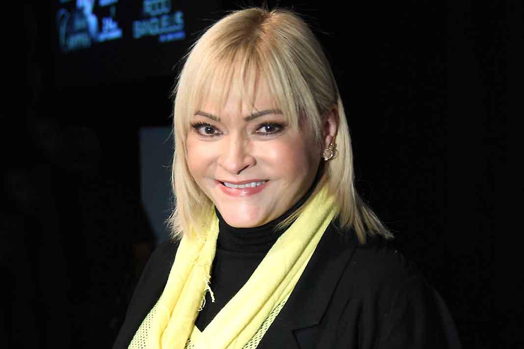 Rocío Banquells quiere pasar de los escenarios a la Cámara de Diputados