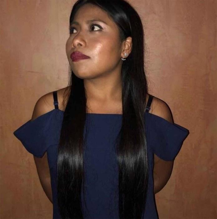 Esta chica mixteca tiene muchísmo talento para la actuación, y ella no lo sabía