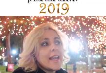 Yo, Ana María Canseco, les deseo lo mejor para el 2019.