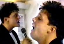Oigan la impresionante voz de Luismi cantando un karaoke en inglés