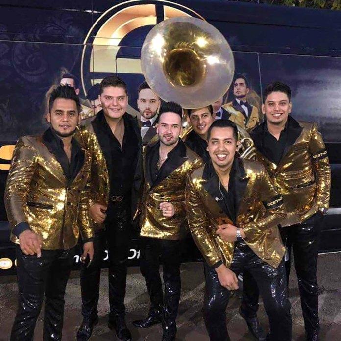 Los músicos de Son de Oro se encontraban celebrando con una carne asada el cumpleaños de uno de ellos