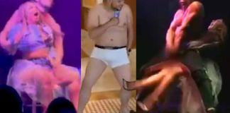 Lorenzo practica para ser stripper, en tanto Chiquis se va con un profesional