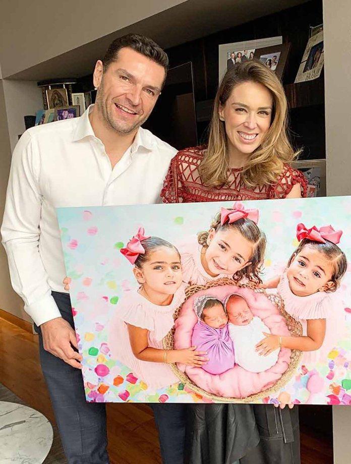 Tras amamantar a 5 hijas, Jacky decidió reconstruirse los senos