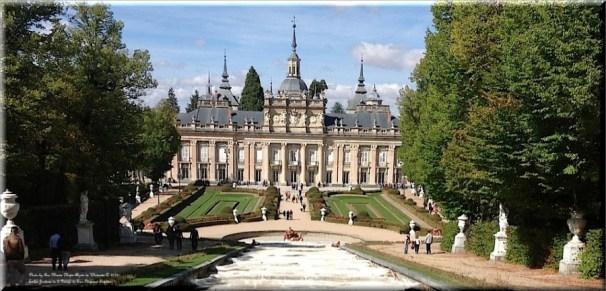 """""""Palacio Real de La Granja de San Ildefonso"""""""