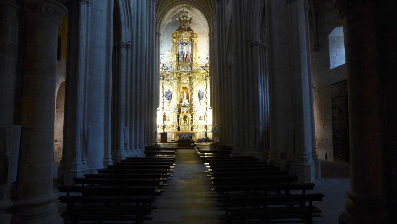 Iglesia del Monasterio.