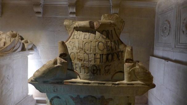 """""""El rey Don Sancho, el noble hijo del rey Don García"""".""""Sancho IV el noble, o el del Peñalén""""."""