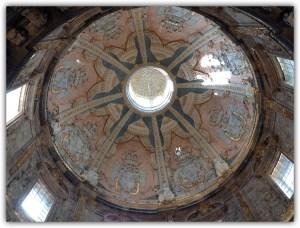"""""""Cúpula de la Basílica de Santuario de Loyola""""."""