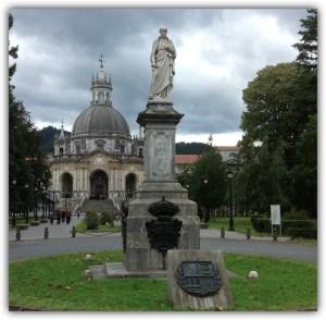 Estatua de San Ignacio