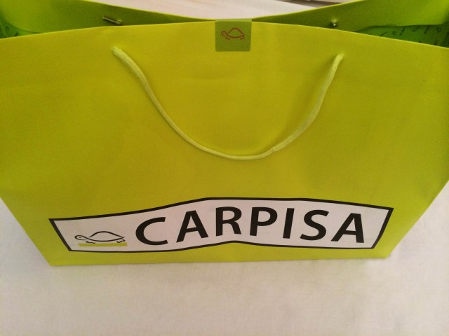 carpisa post blog anamariapopa.com no blogger no influencer just me shopping bag campaign present vogue ni