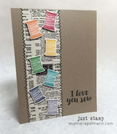 Love You Sew Thread