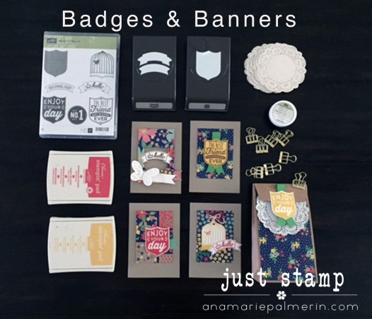 Badges & Banners Project