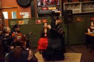 Tablao CAF Nosotros Junho 2015 Guitarra: Gabriel Soto, Cante: Elsa Maya, Baile: Adelita Parra, Ana Marzagao, Ana Paula Campoy, Lu Garcia. Fotos: Cassio Garcia